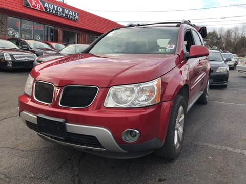 2006 Pontiac Torrent for sale at KB Auto Mall LLC in Akron OH