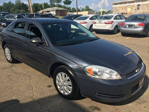 2008 Chevrolet Impala for sale at KB Auto Mall LLC in Akron OH