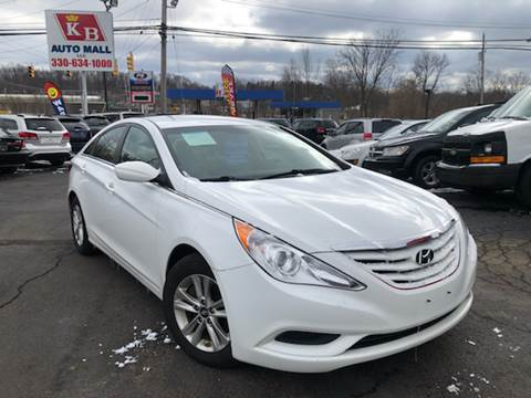 2013 Hyundai Sonata for sale at KB Auto Mall LLC in Akron OH