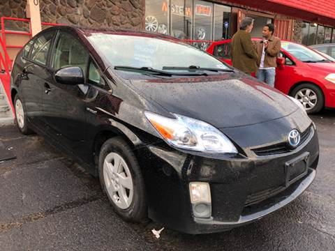 2010 Toyota Prius for sale at KB Auto Mall LLC in Akron OH