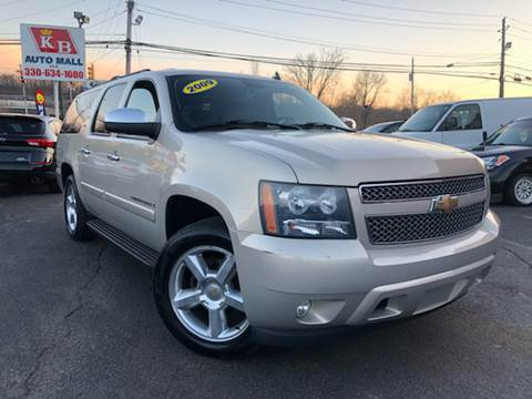 2008 Chevrolet Suburban for sale at KB Auto Mall LLC in Akron OH
