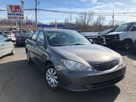 2005 Toyota Camry for sale at KB Auto Mall LLC in Akron OH