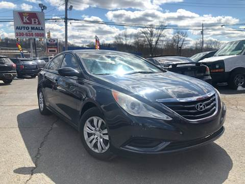 2011 Hyundai Sonata for sale at KB Auto Mall LLC in Akron OH