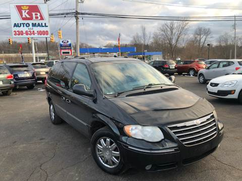 2005 Chrysler Town and Country for sale at KB Auto Mall LLC in Akron OH