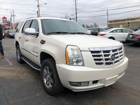2007 Cadillac Escalade for sale at KB Auto Mall LLC in Akron OH