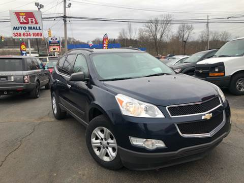2012 Chevrolet Traverse for sale at KB Auto Mall LLC in Akron OH