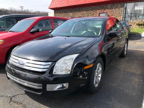 2007 Ford Fusion for sale at KB Auto Mall LLC in Akron OH
