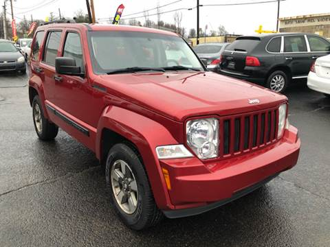 2008 Jeep Liberty for sale at KB Auto Mall LLC in Akron OH