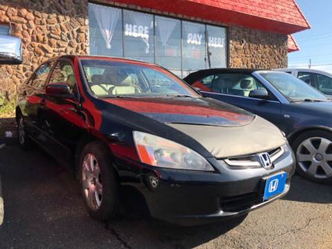 2005 Honda Accord for sale at KB Auto Mall LLC in Akron OH
