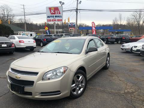 2009 Chevrolet Malibu for sale at KB Auto Mall LLC in Akron OH
