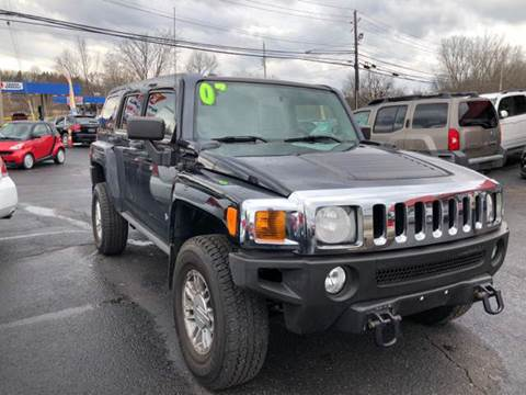 2007 HUMMER H3 for sale at KB Auto Mall LLC in Akron OH