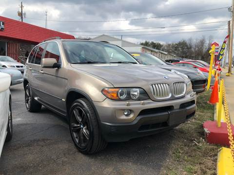2004 BMW X5 for sale at KB Auto Mall LLC in Akron OH
