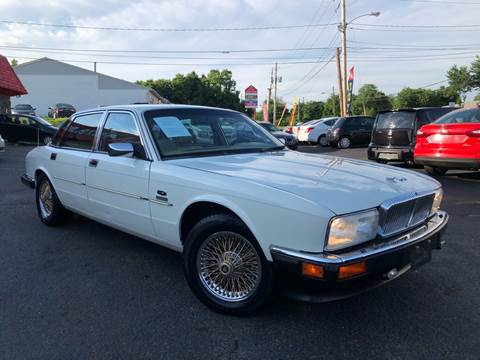 1993 Jaguar XJ-Series for sale at KB Auto Mall LLC in Akron OH