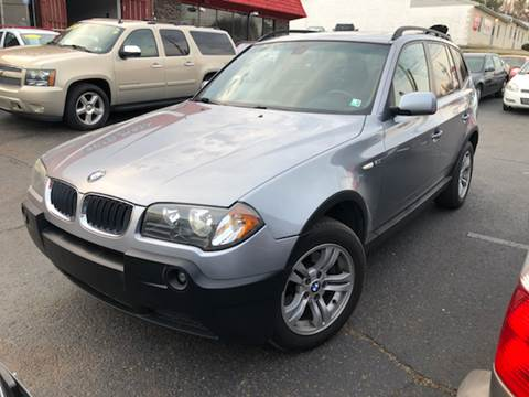 2005 BMW X3 for sale at KB Auto Mall LLC in Akron OH