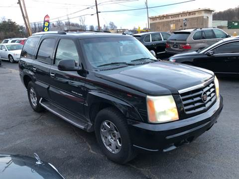 2003 Cadillac Escalade for sale at KB Auto Mall LLC in Akron OH