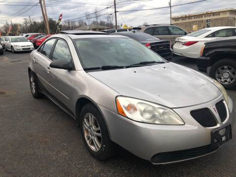 2005 Pontiac G6 for sale at KB Auto Mall LLC in Akron OH
