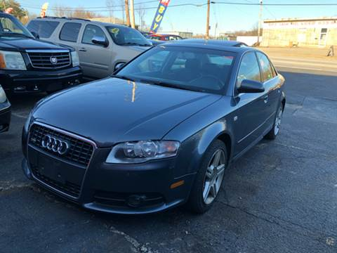 2008 Audi A4 for sale at KB Auto Mall LLC in Akron OH
