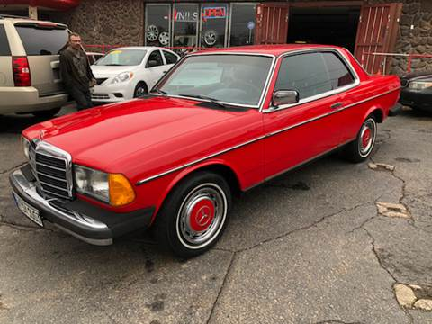 1984 Mercedes-Benz 300-Class for sale at KB Auto Mall LLC in Akron OH