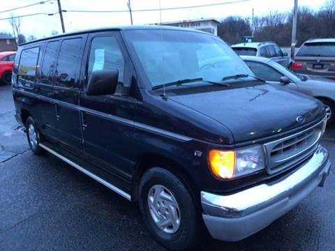 1999 Ford E-150 for sale at KB Auto Mall LLC in Akron OH