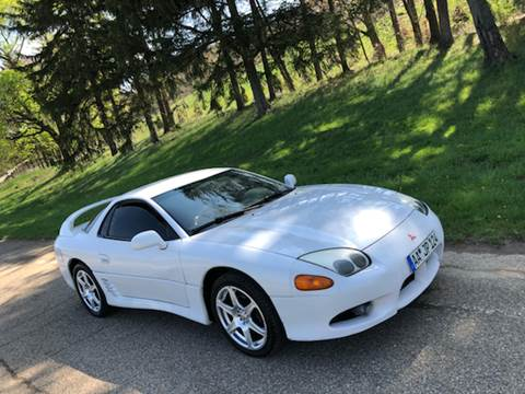 1997 Mitsubishi 3000GT for sale at KB Auto Mall LLC in Akron OH