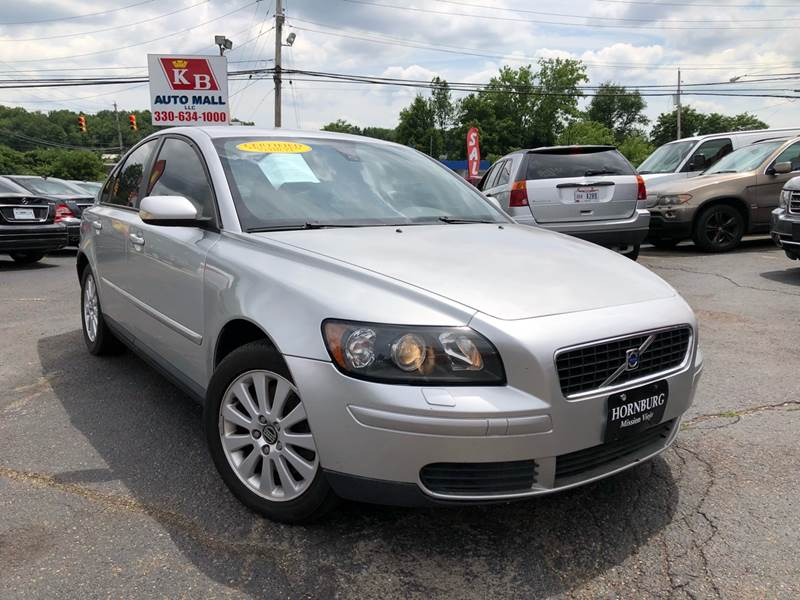 2005 Volvo S40 for sale at KB Auto Mall LLC in Akron OH