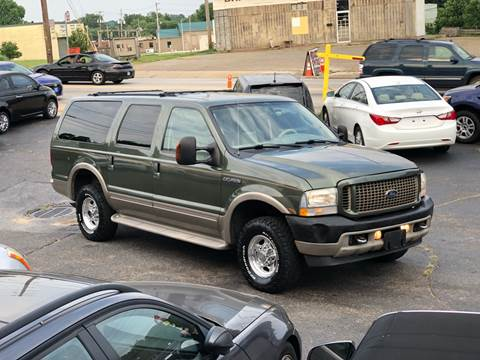 2004 Ford Excursion for sale at KB Auto Mall LLC in Akron OH