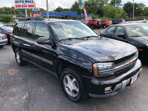2004 Chevrolet TrailBlazer EXT for sale at KB Auto Mall LLC in Akron OH
