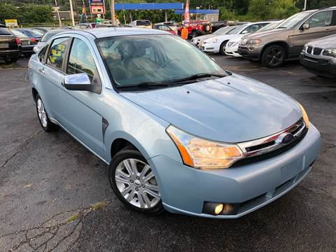 2009 Ford Focus for sale at KB Auto Mall LLC in Akron OH