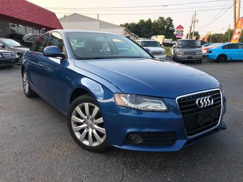 2009 Audi A4 for sale at KB Auto Mall LLC in Akron OH