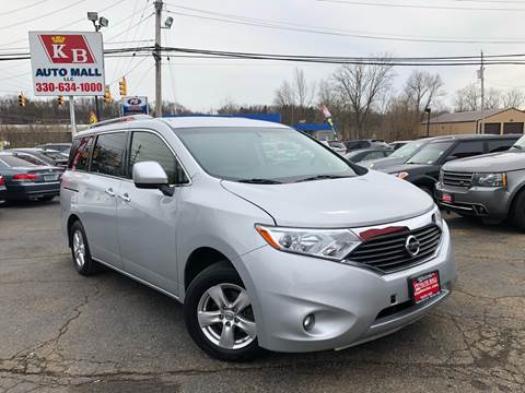 2016 Nissan Quest for sale in Akron, OH