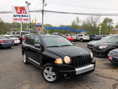 2007 Jeep Compass for sale in Akron, OH