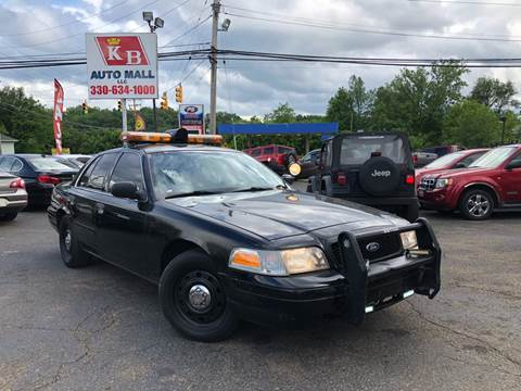 2008 Ford Crown Victoria for sale in Akron, OH