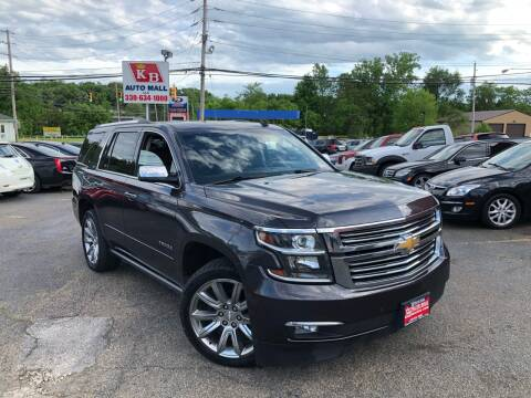 2015 Chevrolet Tahoe for sale at KB Auto Mall LLC in Akron OH