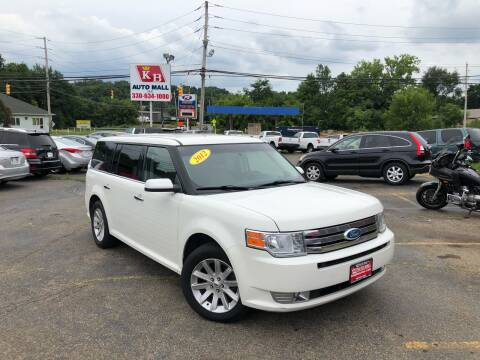 2012 Ford Flex for sale at KB Auto Mall LLC in Akron OH