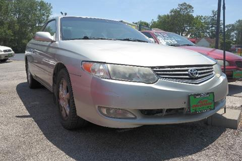 2002 Toyota Camry Solara for sale in Troy, MO