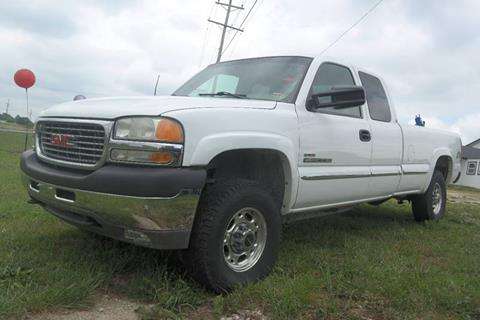 2002 GMC Sierra 2500HD for sale in Moscow Mills, MO