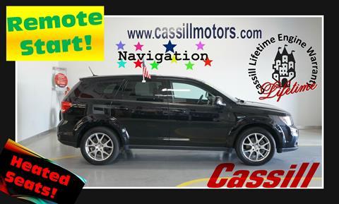 2015 Dodge Journey for sale in Cedar Rapids IA