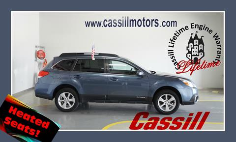 2013 Subaru Outback for sale in Cedar Rapids IA