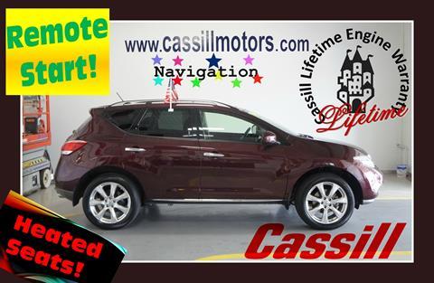 2014 Nissan Murano for sale in Cedar Rapids IA