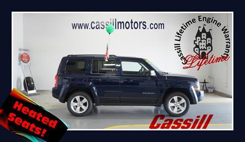 2012 Jeep Patriot for sale in Cedar Rapids, IA