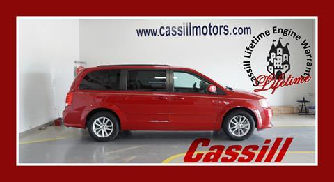 2014 Dodge Grand Caravan for sale in Cedar Rapids, IA