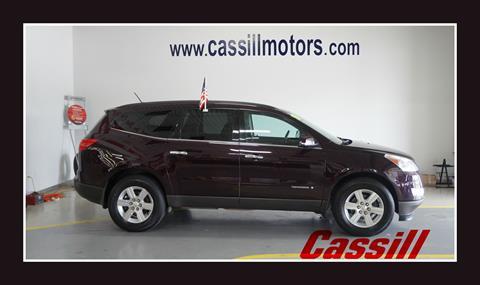 2009 Chevrolet Traverse for sale in Cedar Rapids IA