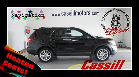 2012 Ford Explorer for sale in Cedar Rapids, IA