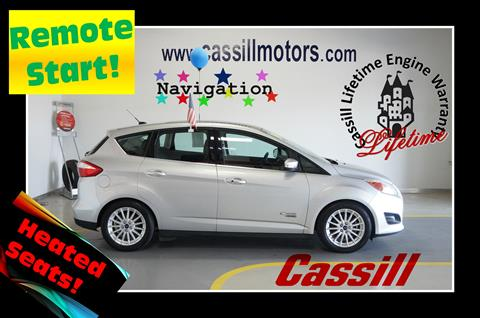 2014 Ford C-MAX Energi for sale in Cedar Rapids, IA