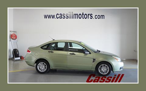 2008 Ford Focus for sale in Cedar Rapids IA