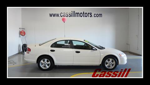 2004 Dodge Stratus for sale in Cedar Rapids, IA
