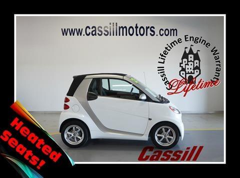 2012 Smart fortwo for sale in Cedar Rapids IA