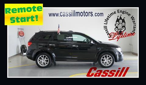 2011 Dodge Journey for sale in Cedar Rapids, IA