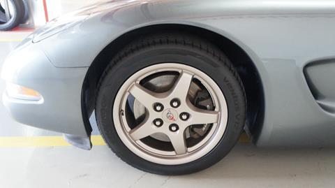 2004 Chevrolet Corvette for sale in Cedar Rapids IA