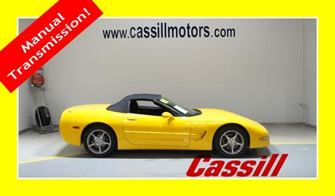 Convertibles for sale in cedar rapids ia for Cassill motors used cars